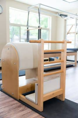 pilates studio equipment